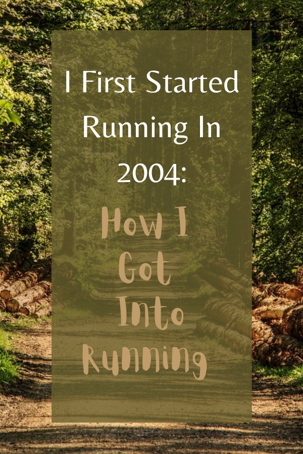 How I Got Into Running