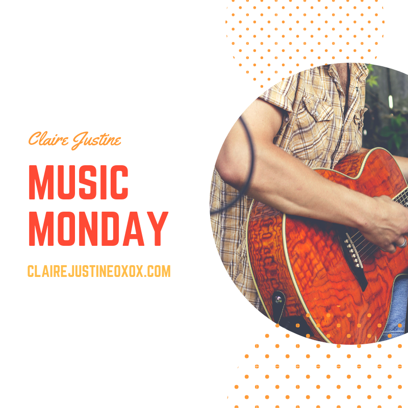 Music Monday #Week 5