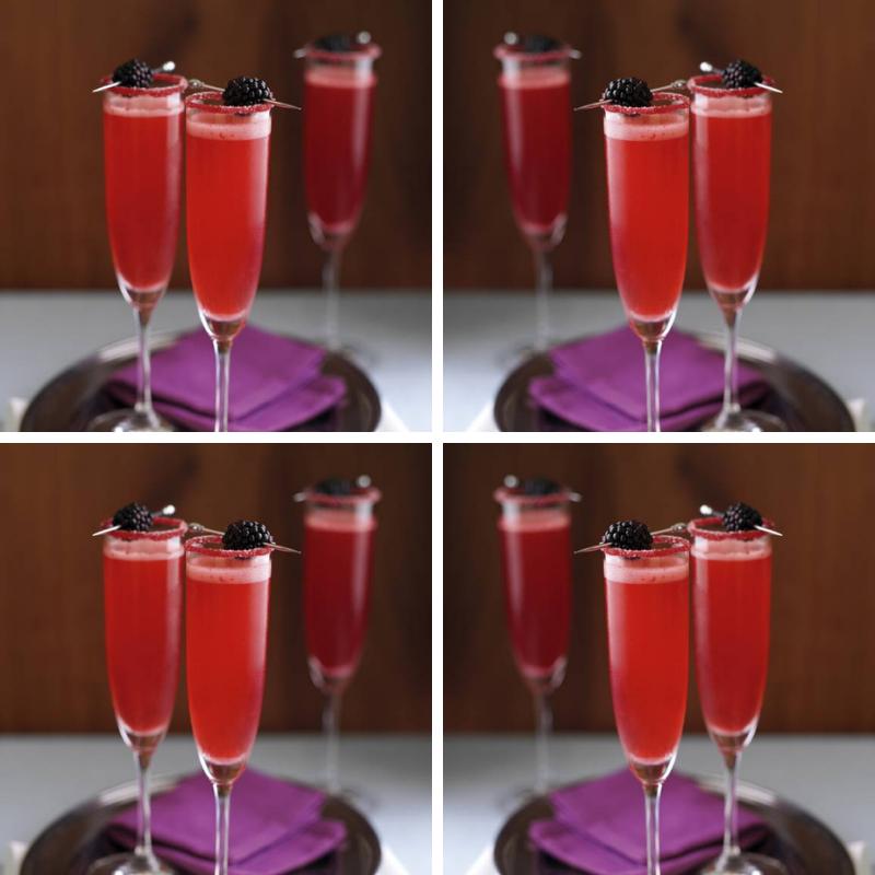 How To Make Champagne Velvet Drinks: