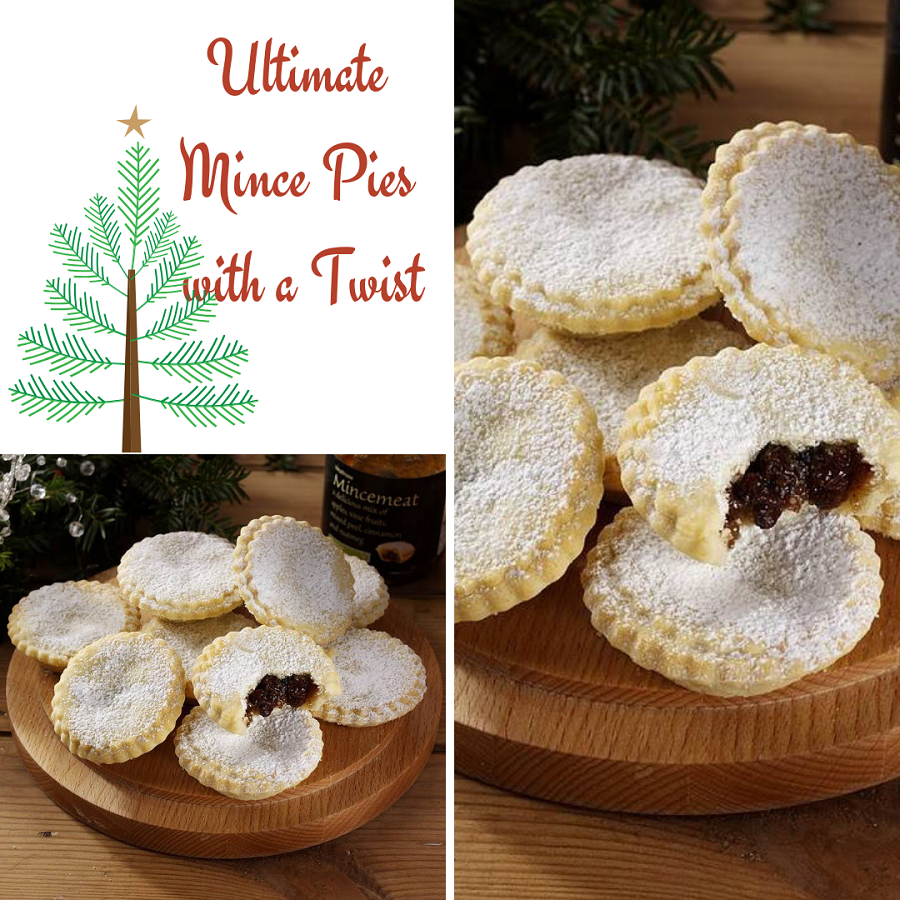Ultimate Mince Pies With A Twist