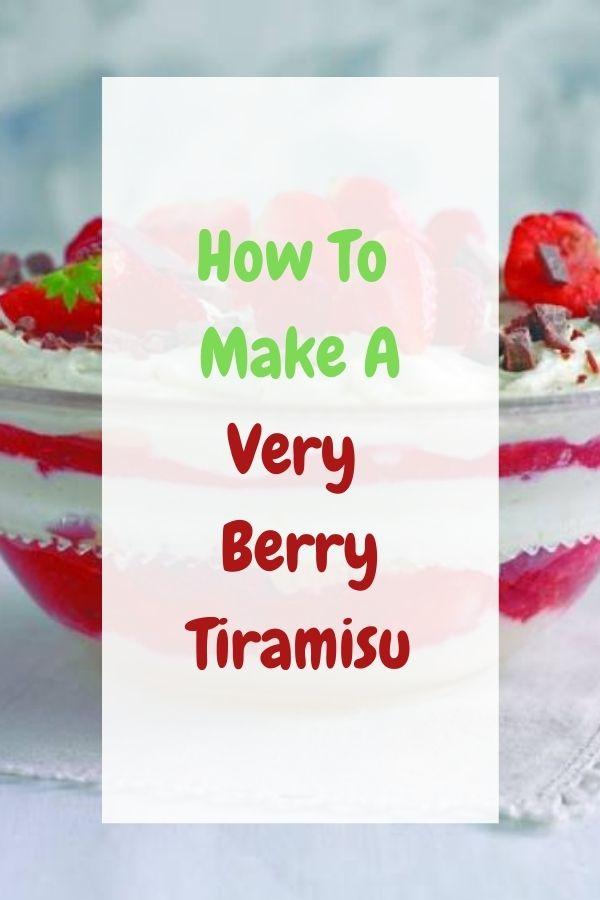 Fancy A Berry Twist?