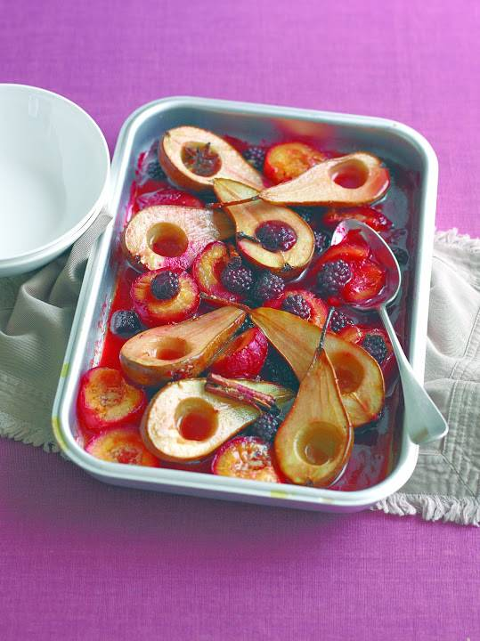 Roasted Orchard Fruits And How To Make Some