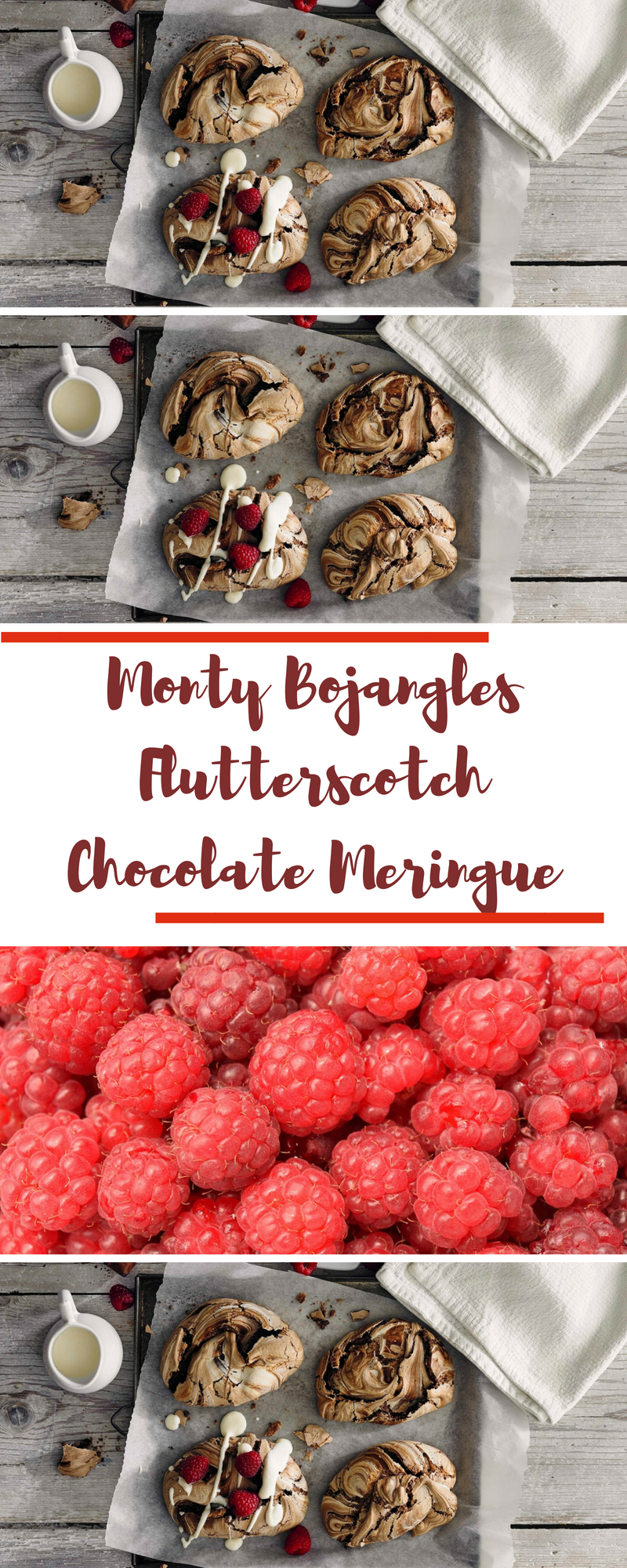 Monty Bojangles Flutterscotch Chocolate Meringue