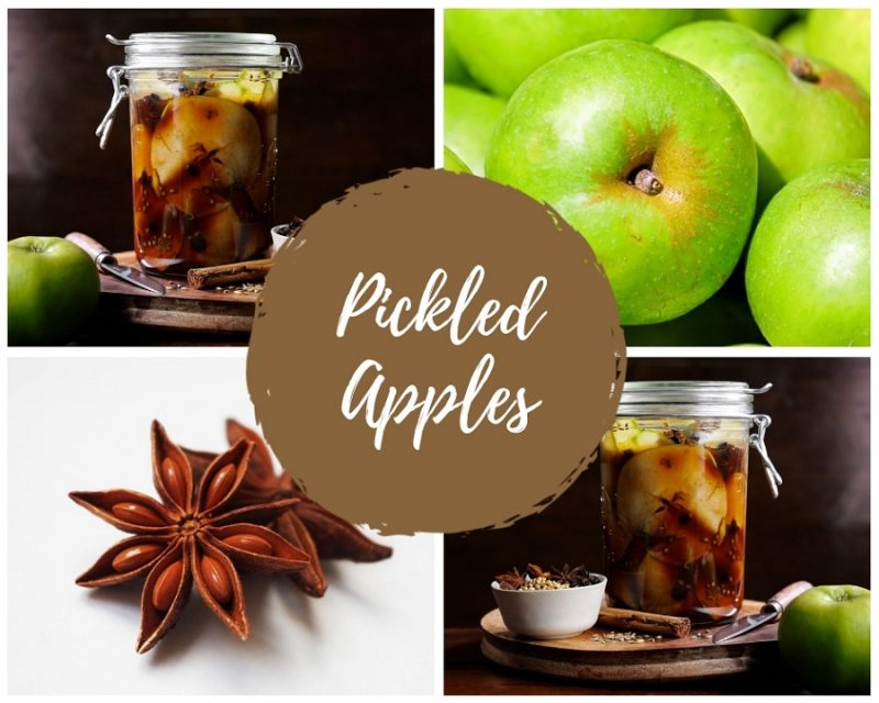 Pickled Apples: Great For Health Benefits: How To
