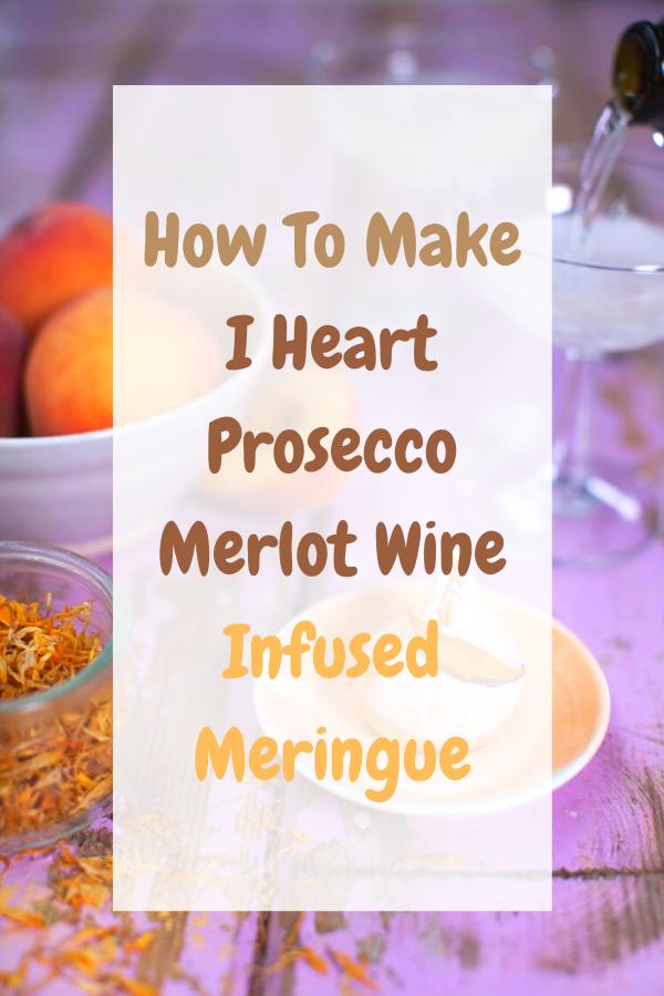 Merlot Wine Infused