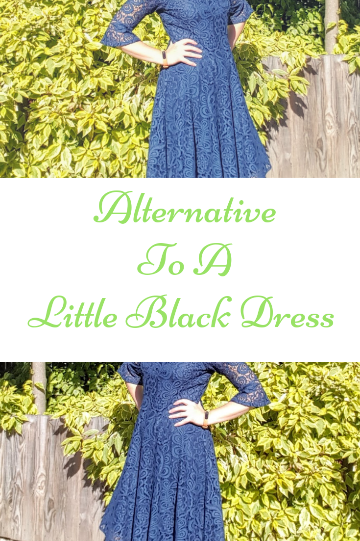 Alternative To A Little Black Dress