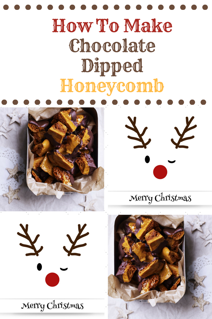 How To Make Chocolate Dipped Honeycomb