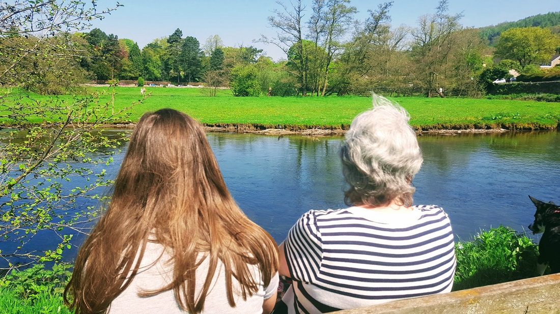 Messing Around On The River: #WednesdayLinkUp. A day out in Bakewell.