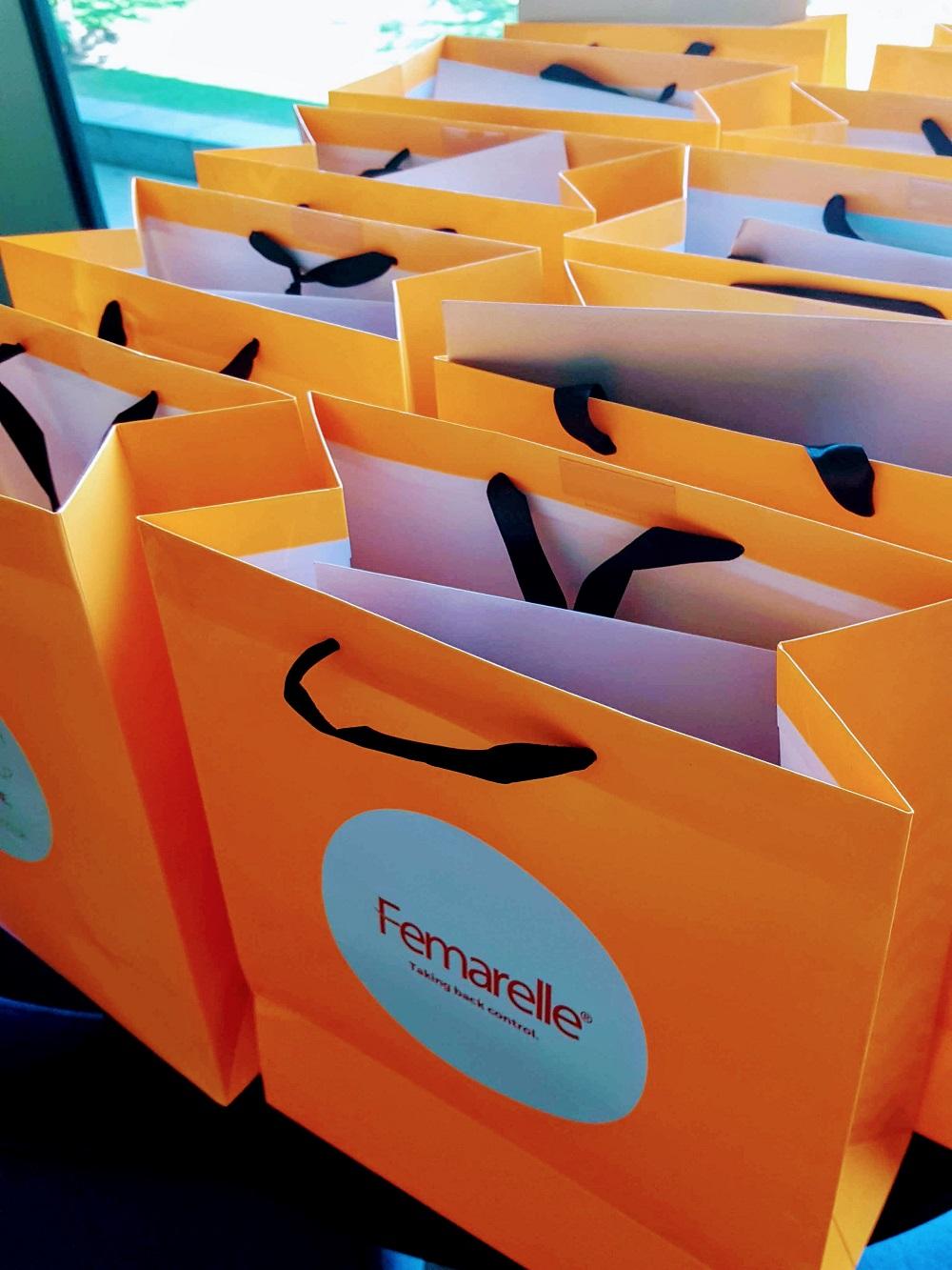 Femarelle® Taking Back Control Campaign.