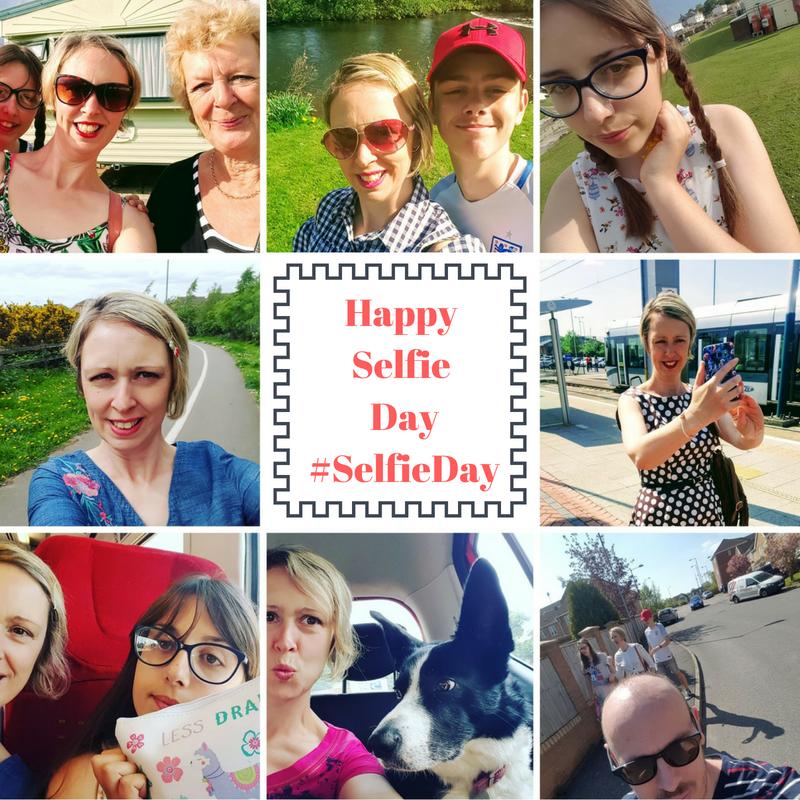 Happy Selfie Day #SelfieDay: First Let Me Take A Selfie