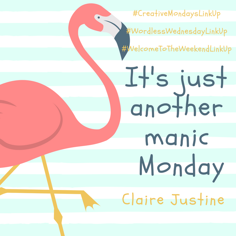 Creative Mondays Link Up