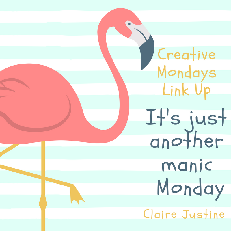 29/10/2018 Creative Mondays Link Up