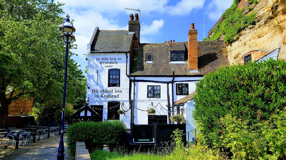 The Oldest Inn In England