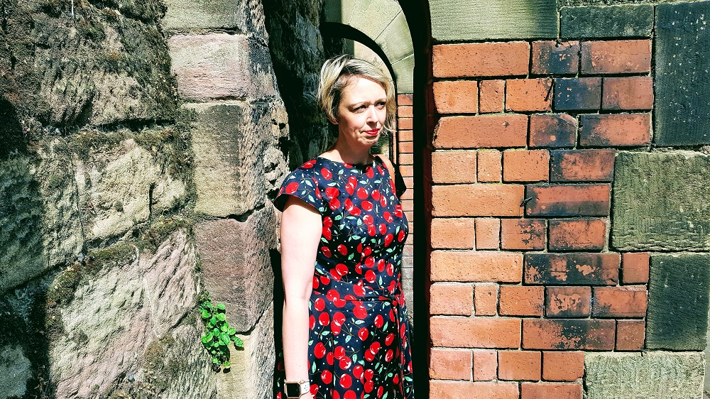 What I Wore: Nottingham Castle