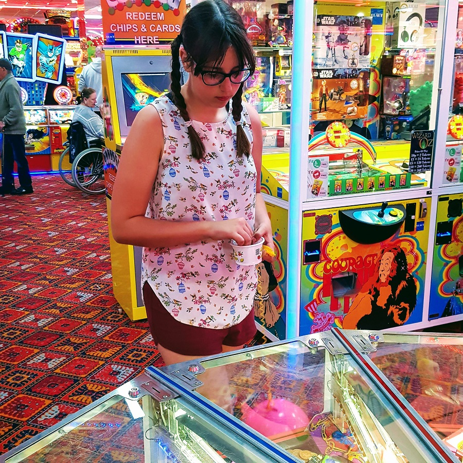 Slots At The Seaside