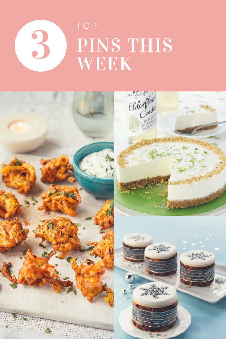 3 Top Pins This Week On Pinterest