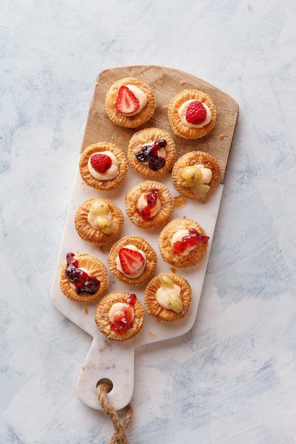 How To Make BerryWorld Mini Fruit Tarts