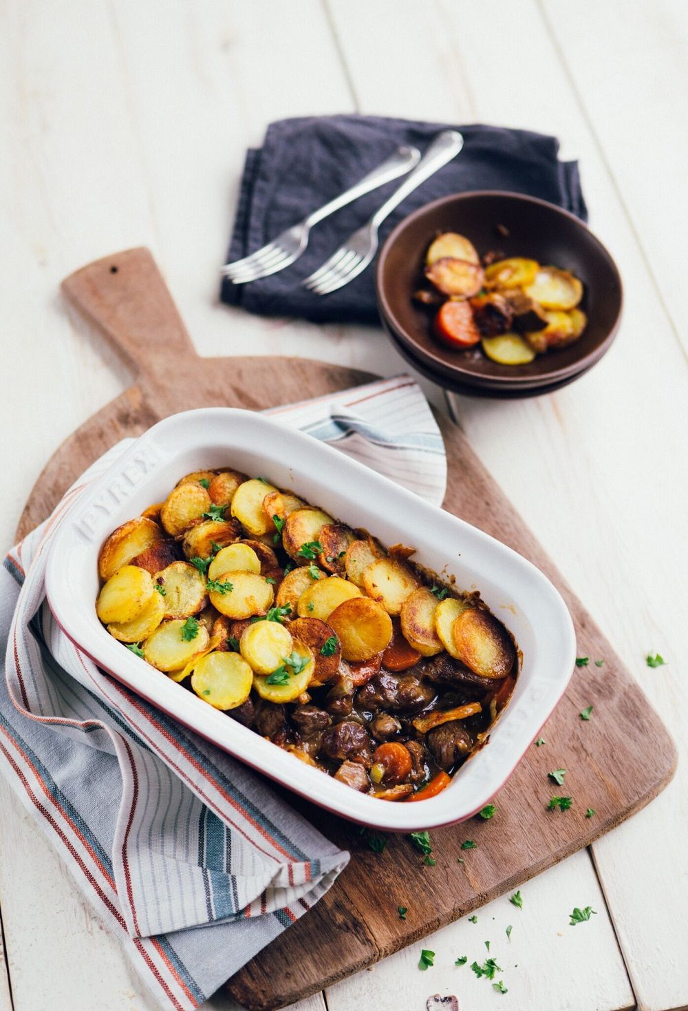 Fancy Making A Lovely Leftovers Lamb Hotpot?