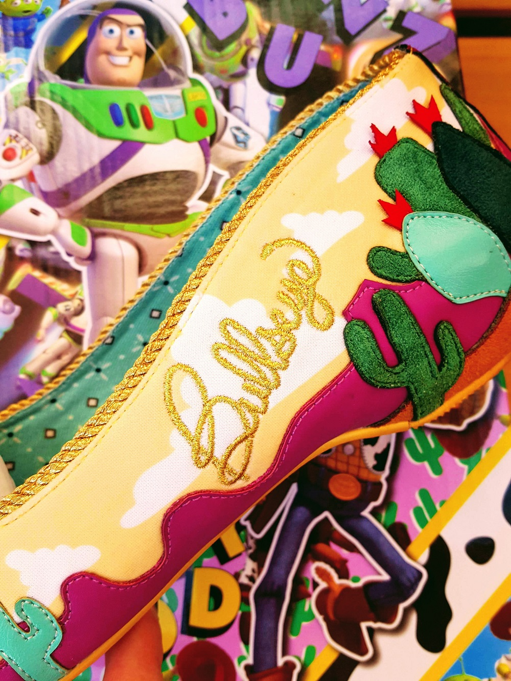 Love My Irregular Choice Toy Story Shoes