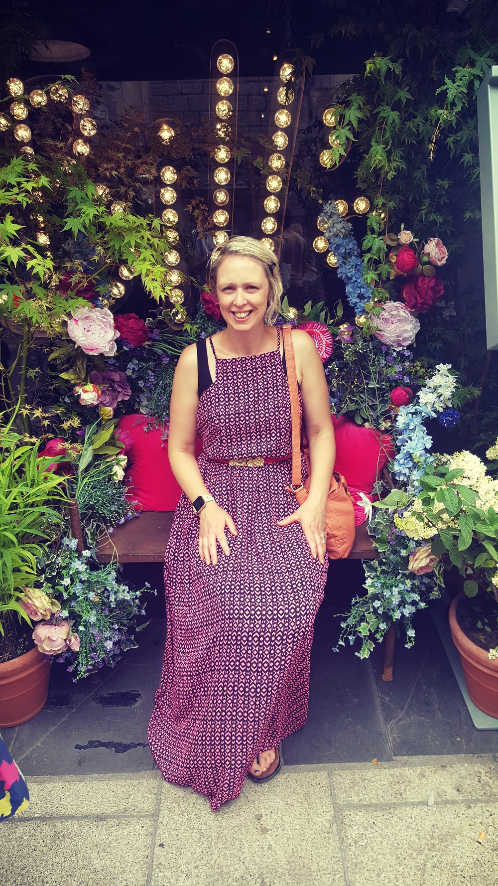 OOTD Favourite Maxi Dress: Day Out In York