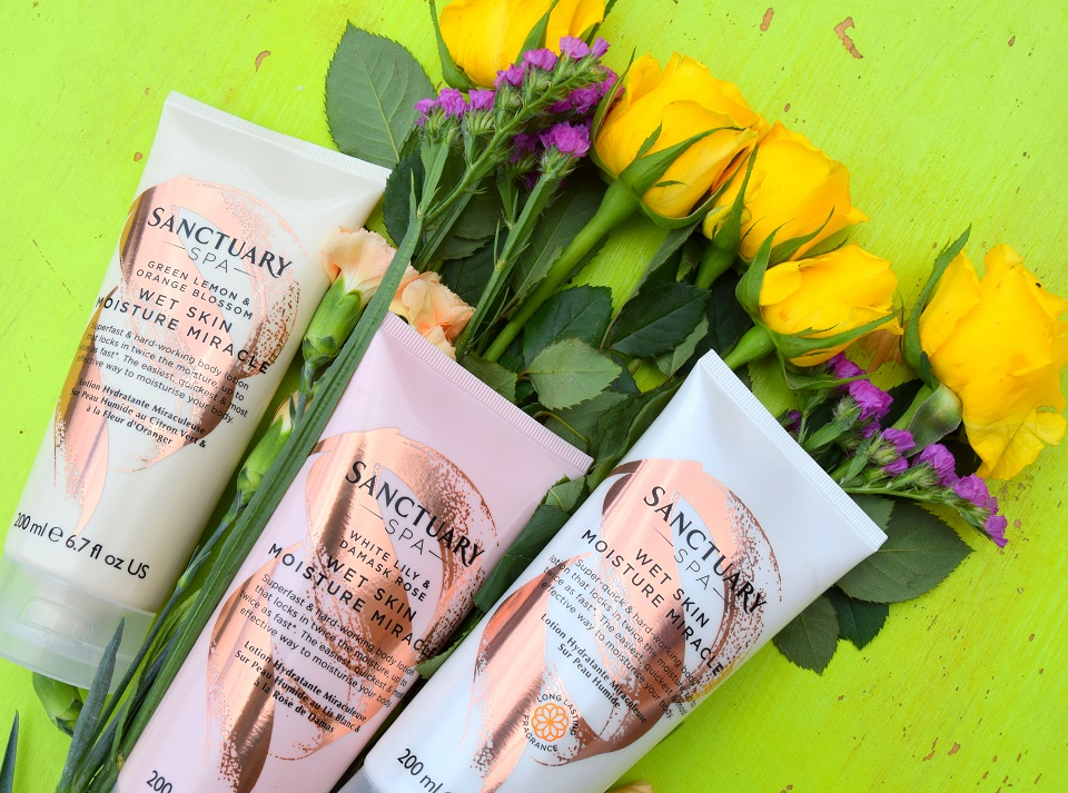 Sanctuary Wet Skin Moisture Miracle Review