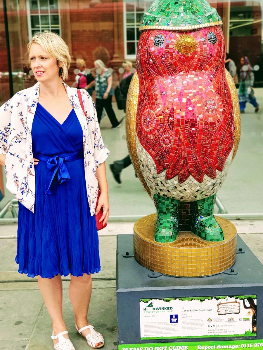 Royal Robin Redbreast #hoodwinked2018