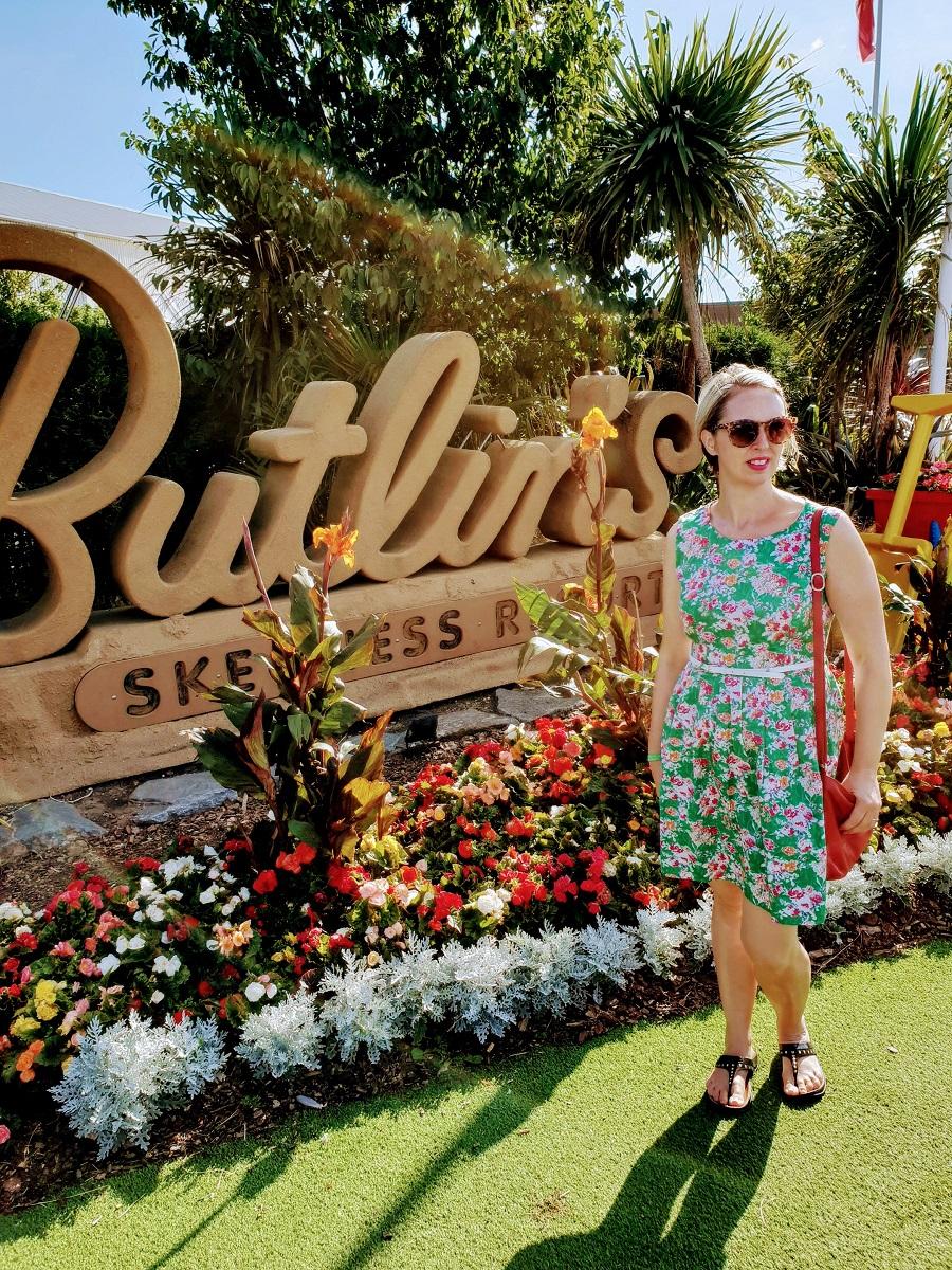 Butlins Fashion Photos