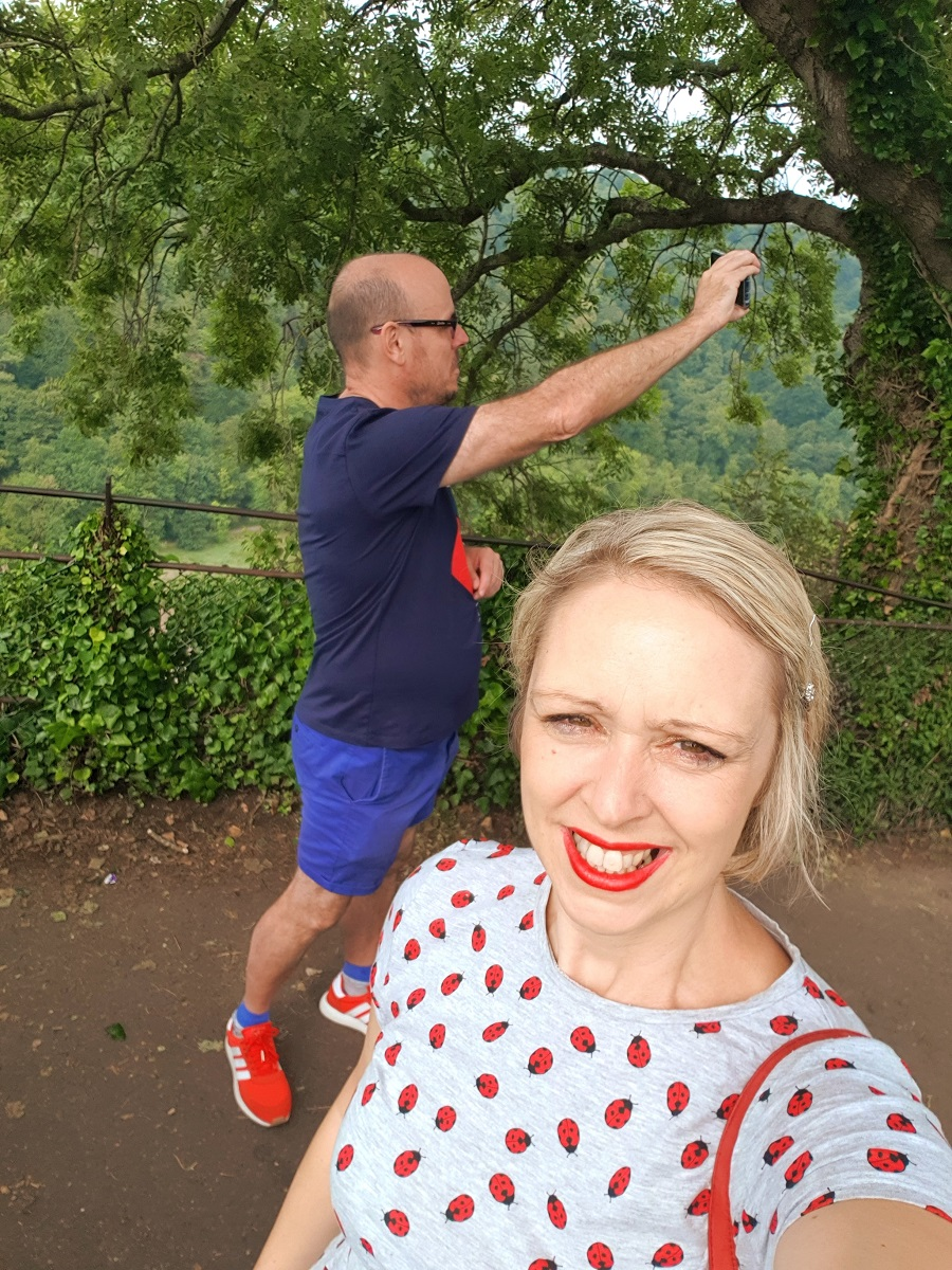 #MySundayPhoto: A Selfie Of A Selfie