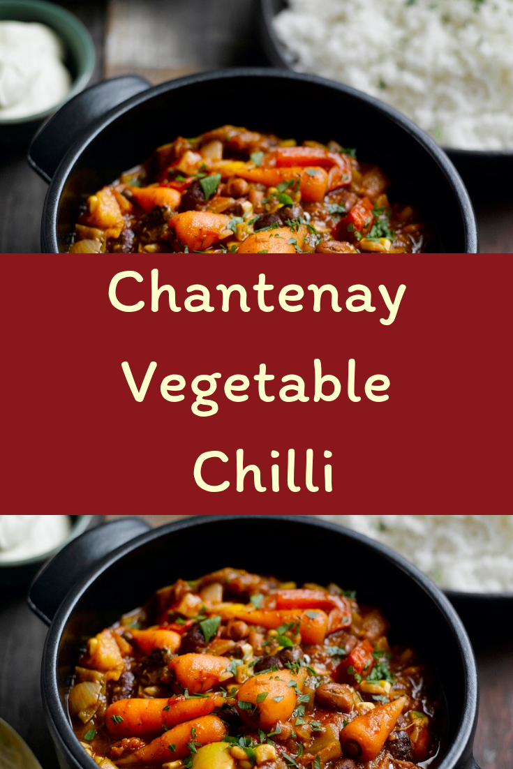 Chantenay Vegetable Chilli