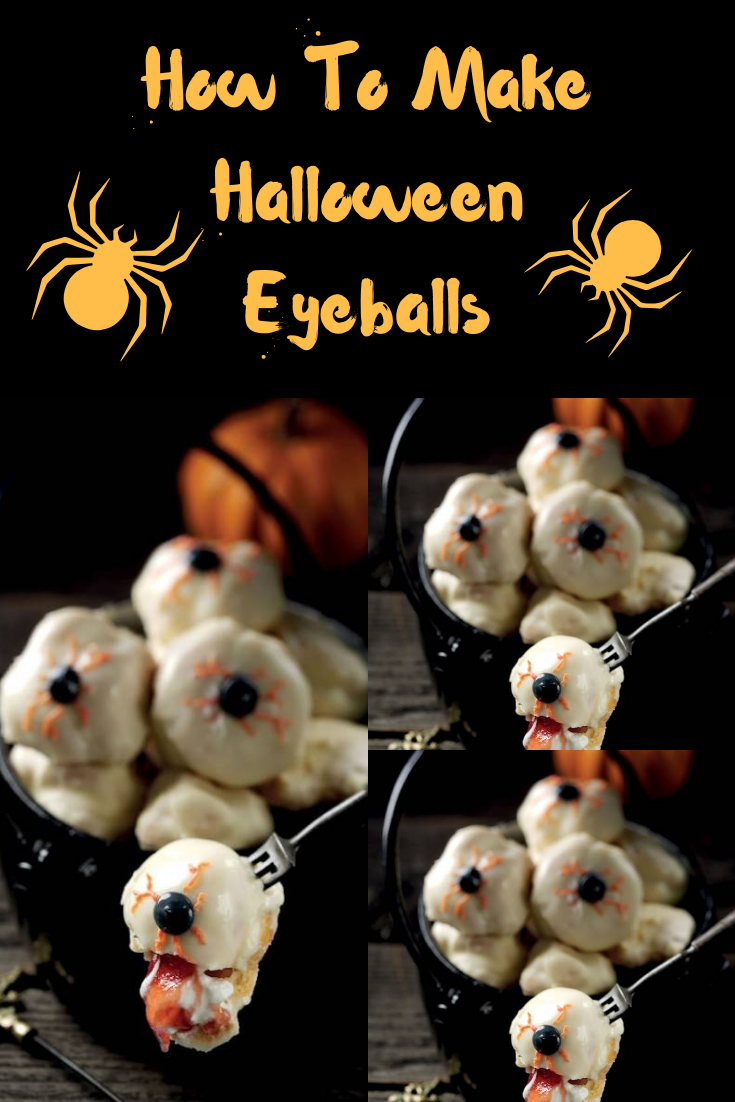 40 Scary Halloween Party Recipe Ideas To Try Out