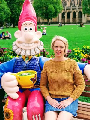 Gnome Sweet Gnome Wallace: Gromit Unleashed 2 Statue