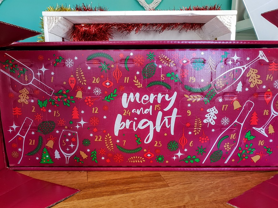 Wine Advent Calendar Review