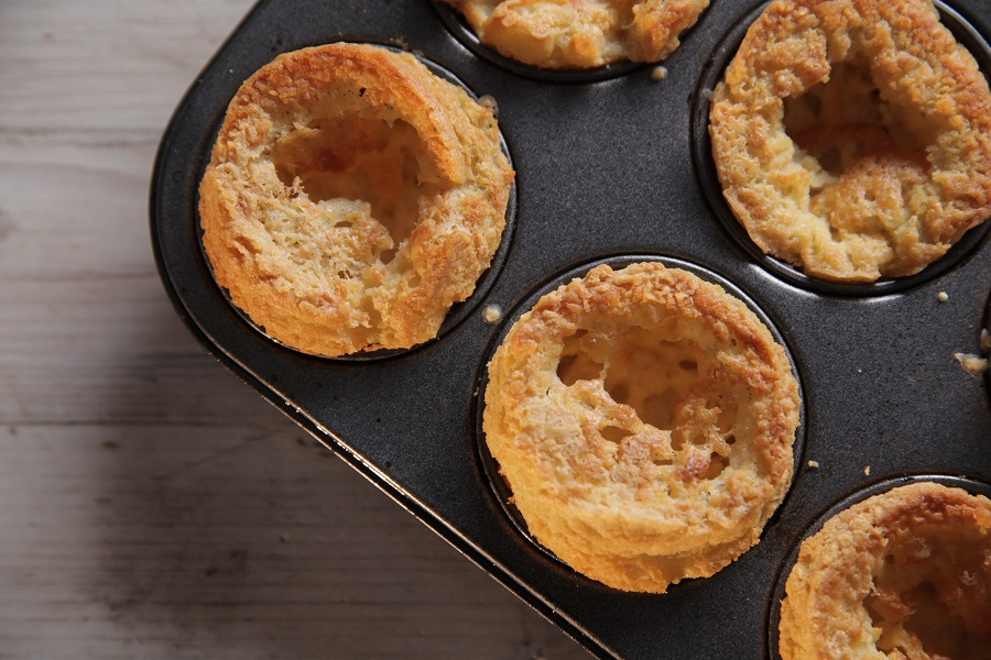 How To Make Vegan Yorkshire Puddings