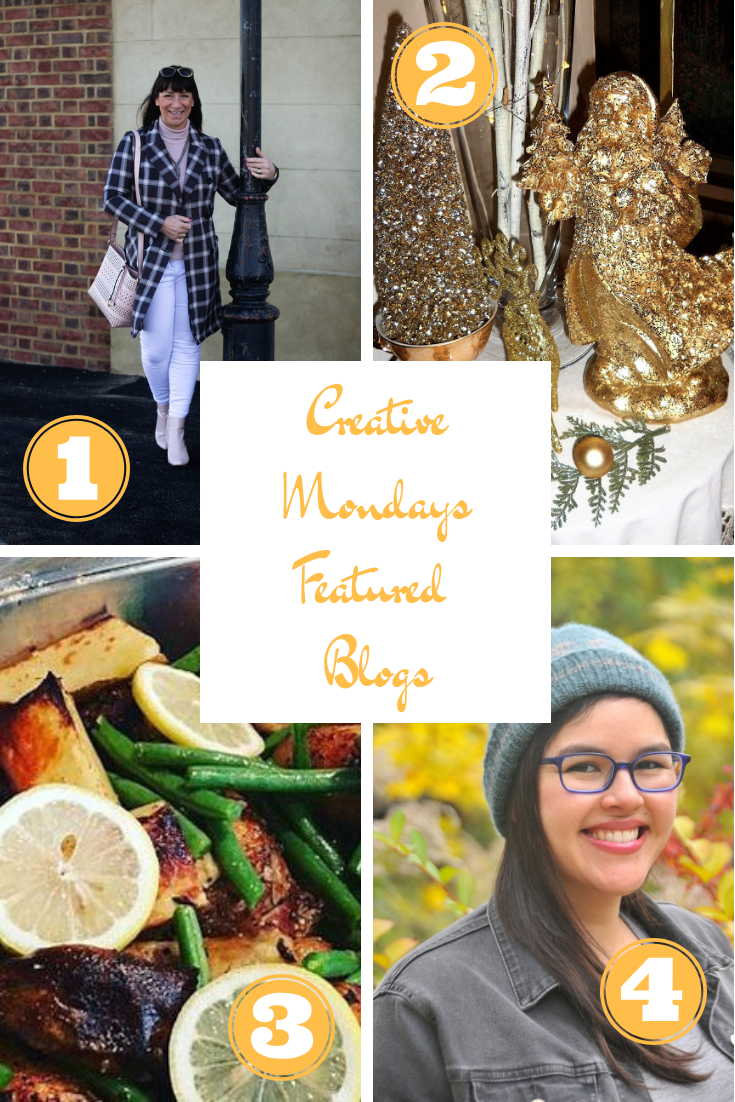 All About The Shoes: Creative Mondays Link Up
