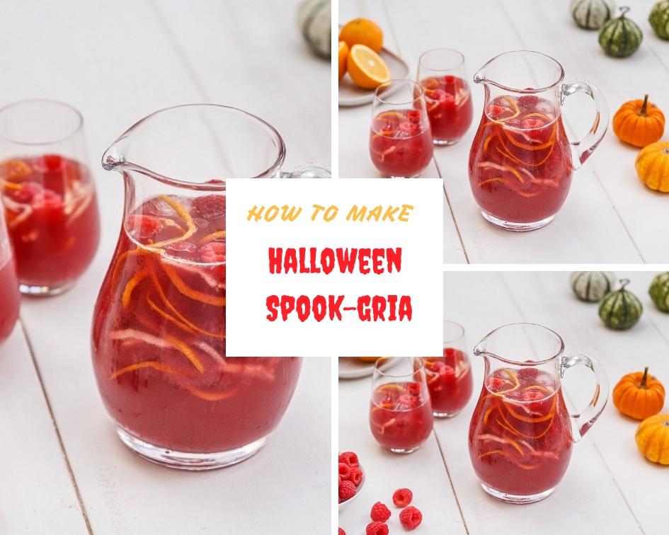 How To MakeHalloween Spook-gria: