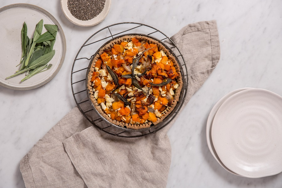Pumpkin And Feta Tart: How To Make One For Yourself