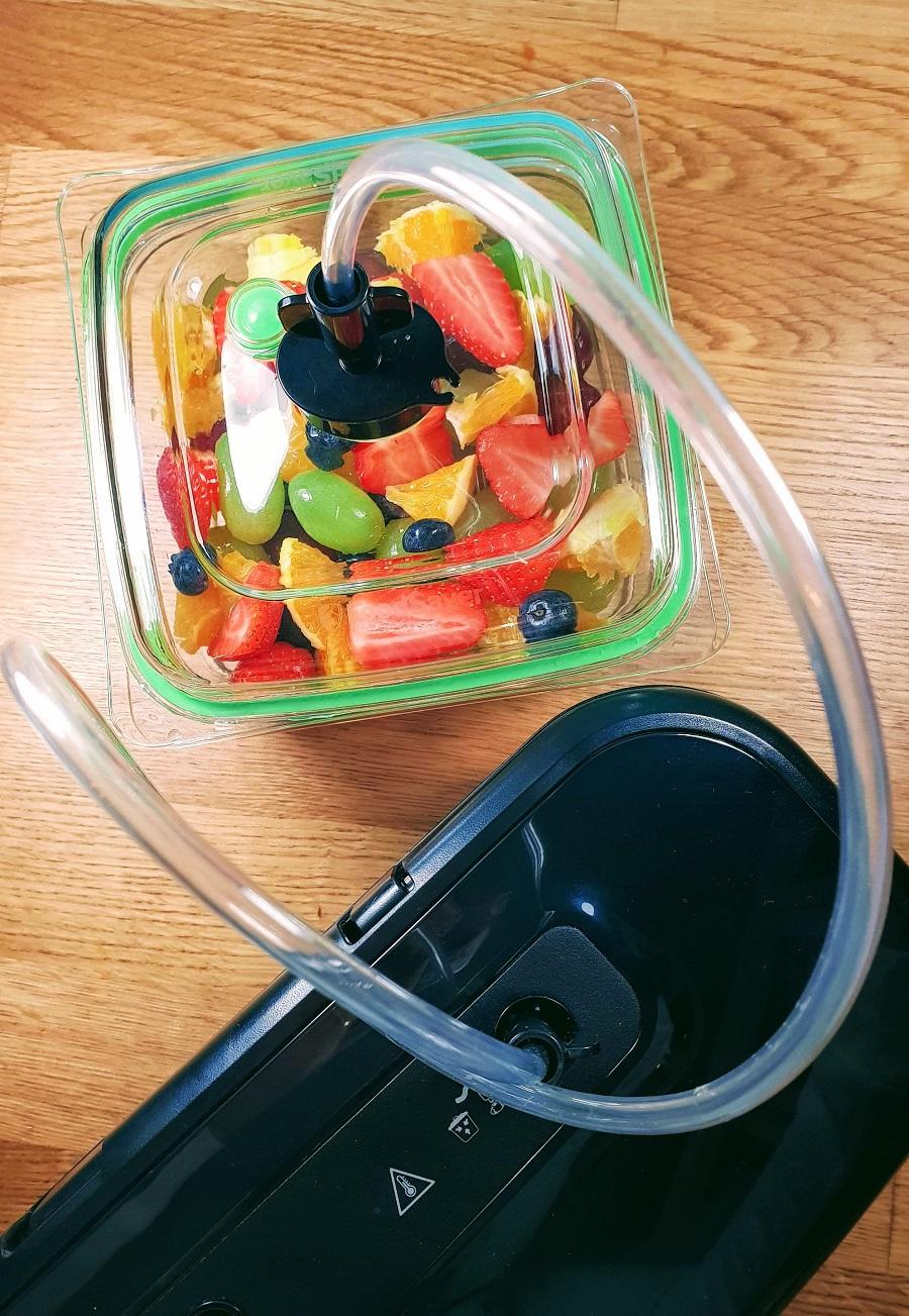 FoodSaver Zero-Waste Challenge #FoodSaverChallenge #ZeroWasteNovember