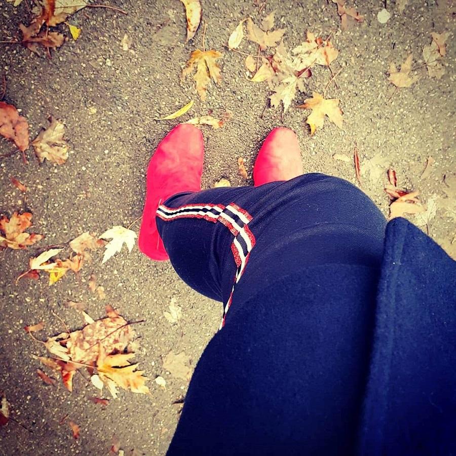 Red Boots: Autumn Style #WednesdayLinkUp