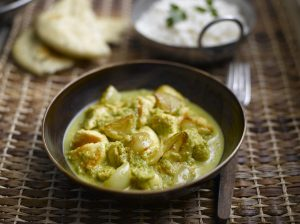 Indian Turkey Curry With Shallots: Fiery Curry Recipe