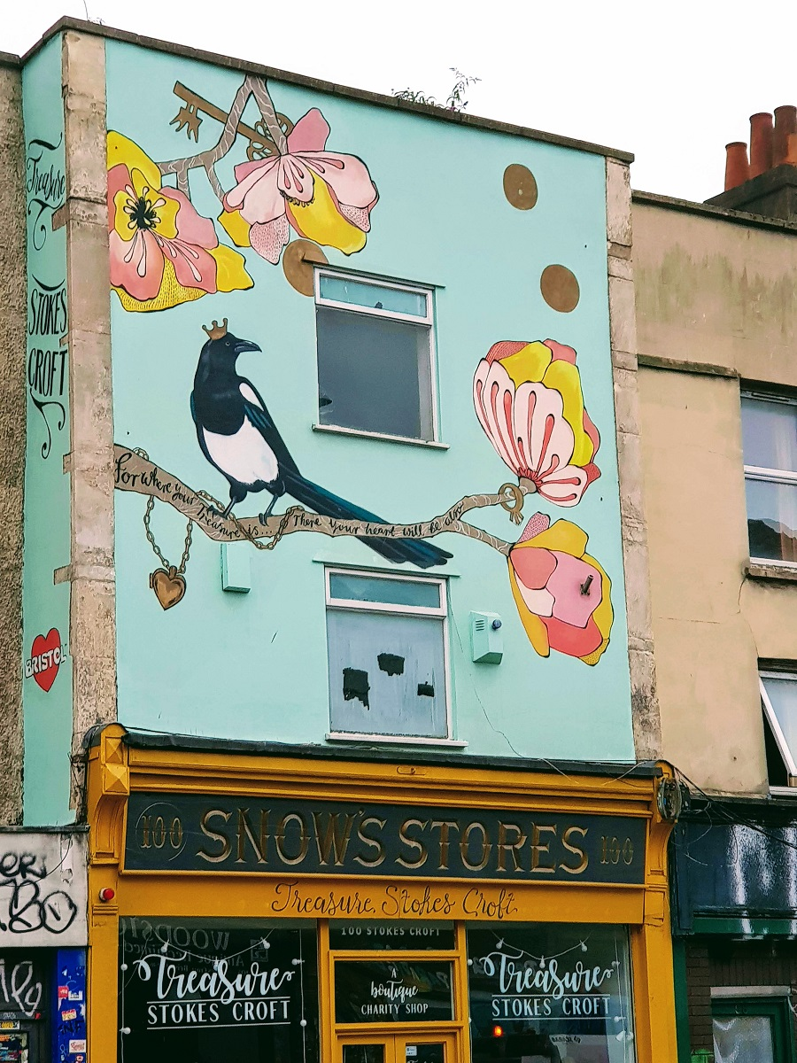 Street Art, Bristol: #CreativeMondays #LinkUp