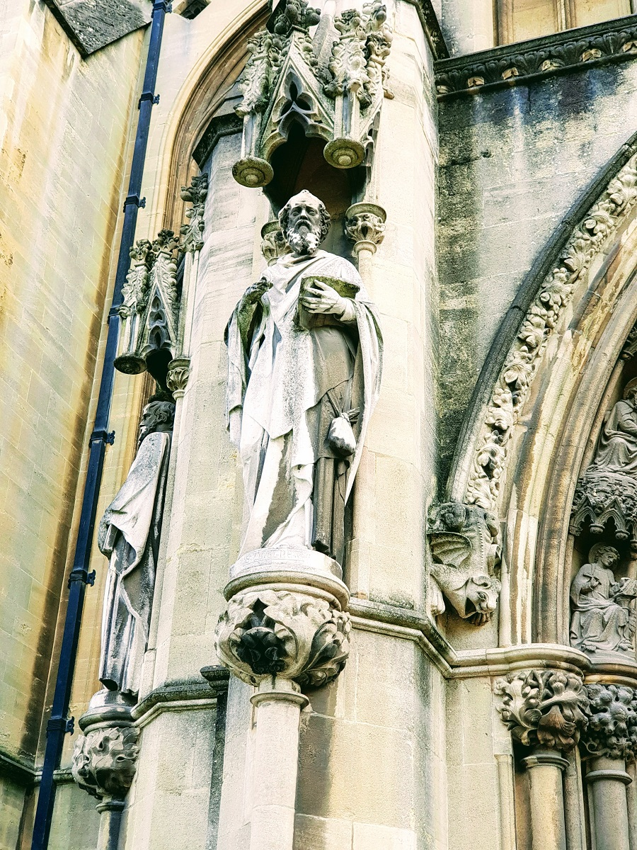 Bristol Cathedral: Wordless Wednesday Link Up