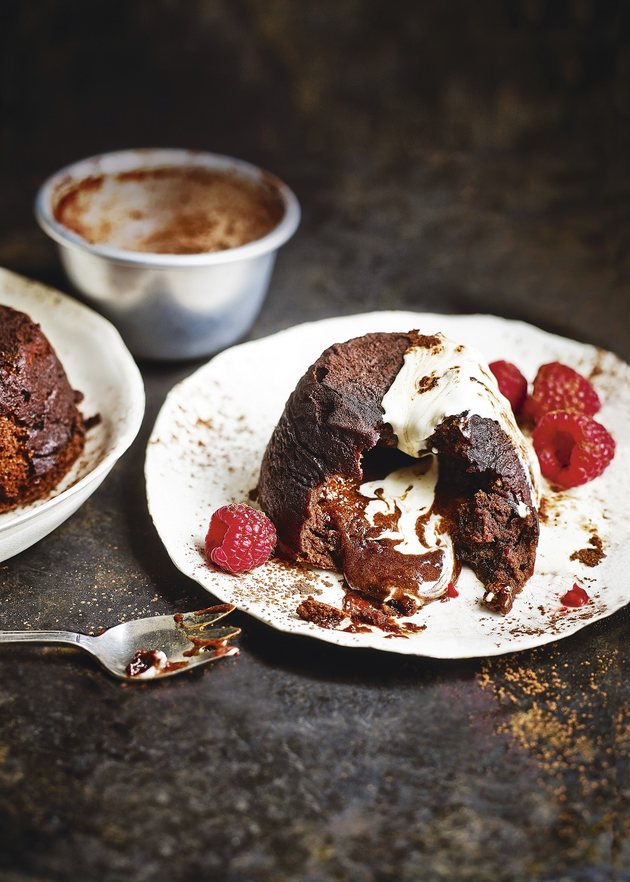 Chocolate Fondant: Valentine's Day Treat For 2