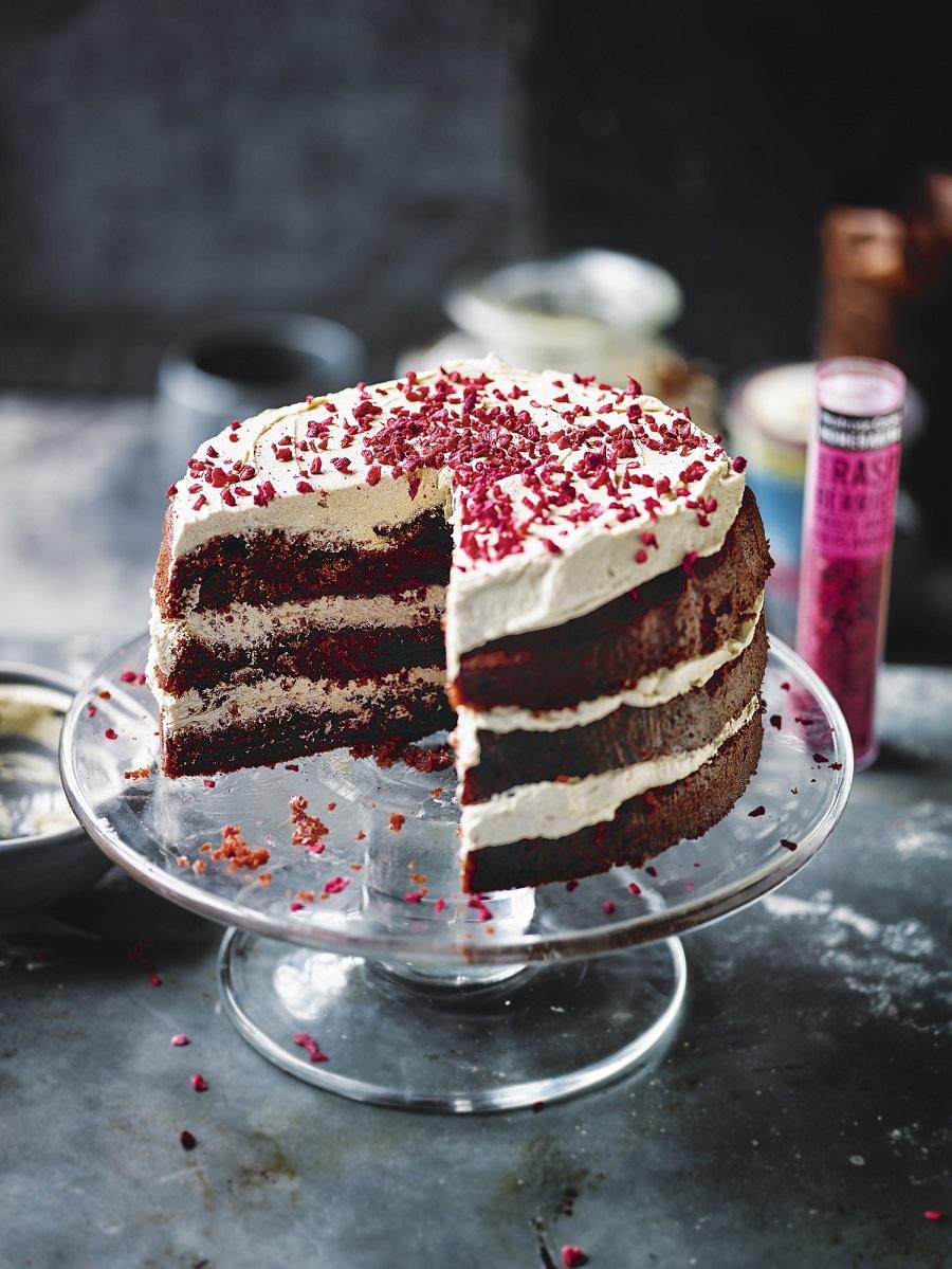 A Classic Red Velvet Cake Recipe