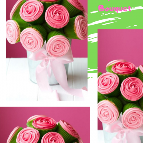 How To Guide: Mother's Day Cupcake Bouquet.