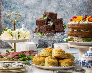 Afternoon Tea Recipes: Spoil Your Mum On Mother's Day
