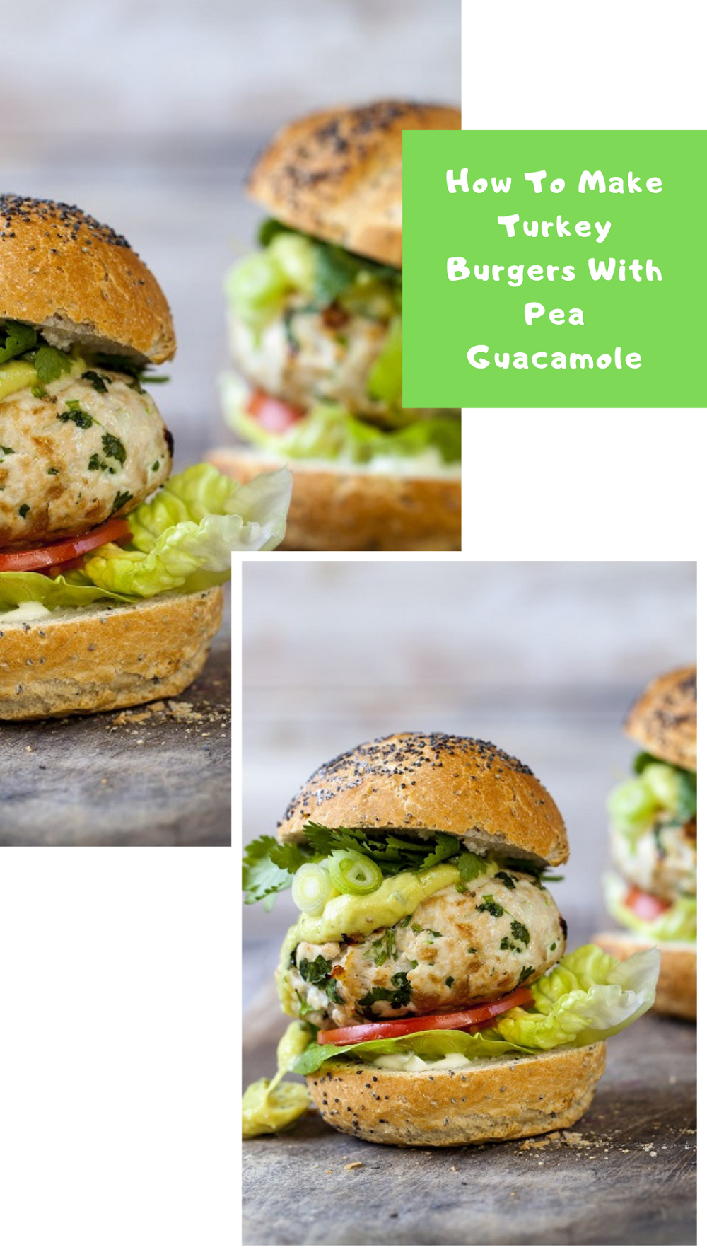 the UK's leading brand for low sodium salt LoSalt, has teamed up with TV chef Sally Bee to make some lovely new and healthy recipes.     These recipes include Turkey Burgers with Pea Guacamole,