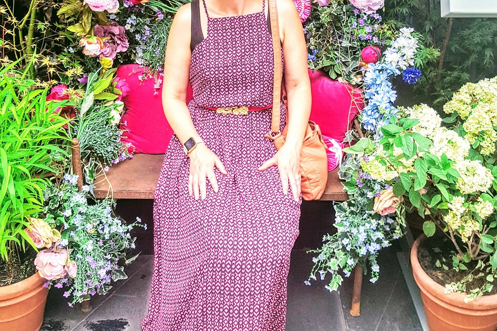 The Maxi Dress That Keeps On Giving
