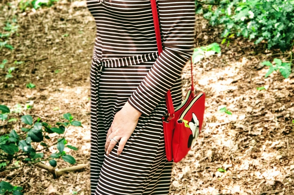 In The Stripes: OOTD Creative Mondays Link Up