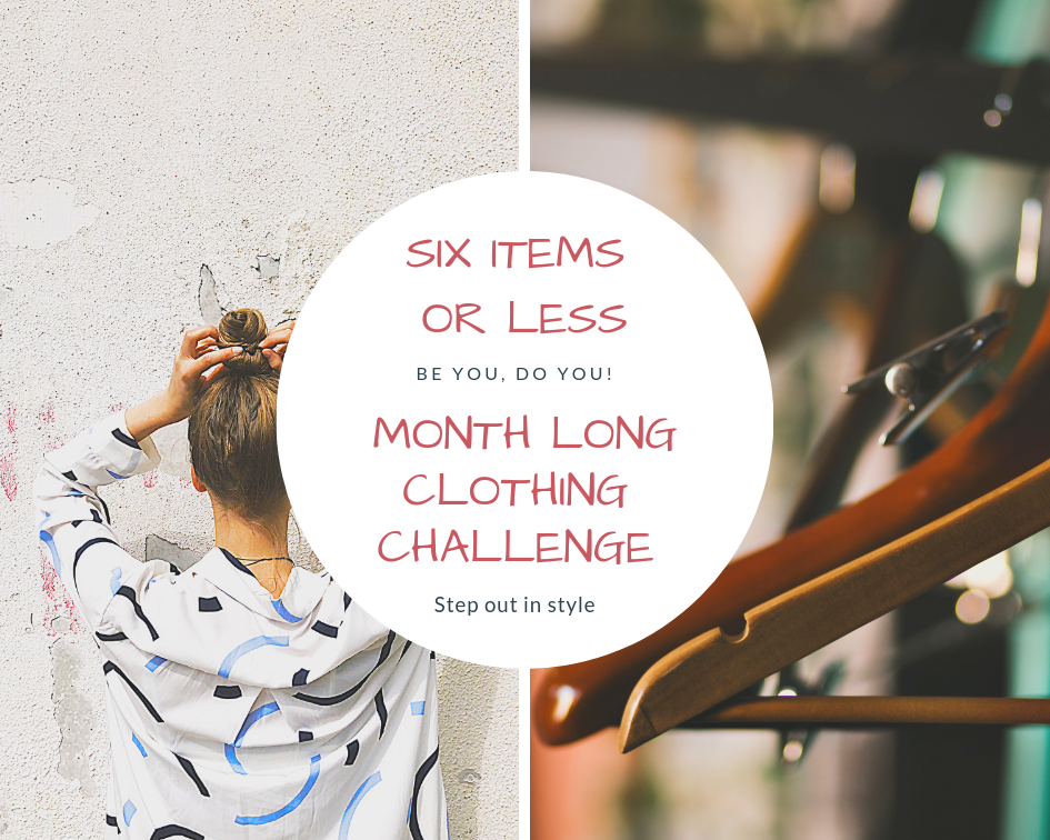 Not Long Left: Six Items Or Less Challenge
