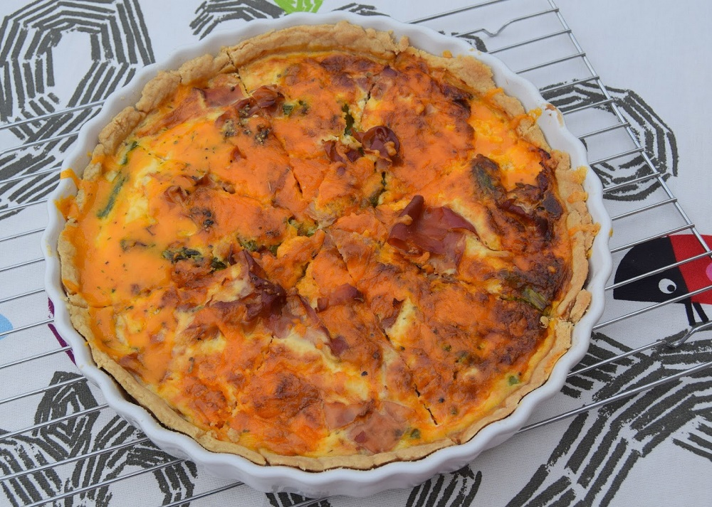 6 Recipes For Quiche Lorraine Day: #LinkUp